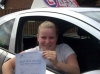 Marrieann Mc Dade....Bellshill passed with KESS Driving
